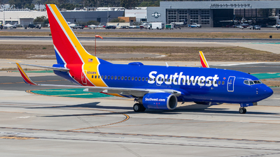A picture of N241WN - Boeing 7377H4 - Southwest Airlines - © Wes Loeffler