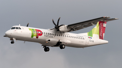 CS-DJE - ATR 72-212A(600) - TAP Express