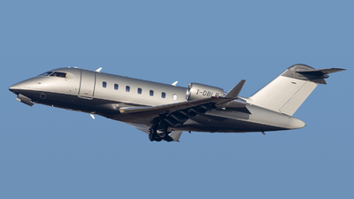 A picture of IDBLR - Bombardier Challenger 650 - [6071] - © Maik Voigt