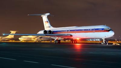 A picture of RA86539 - Ilyushin Il62MK -  - © Artyom Anikeev