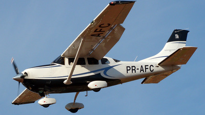 PR-AFC - Cessna T206H Turbo Stationair - Private