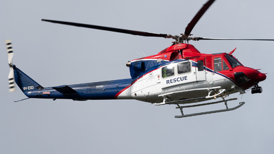 A picture of VHESD - Bell 412 - Babcock MCS Onshore - © Mitch Coad