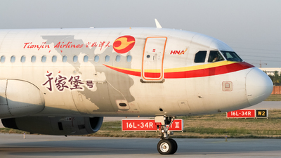 B-6789 - Airbus A320-232 - Tianjin Airlines