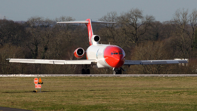 G-ORSB - Boeing 727-2S2(Adv)(F) - T2 Aviation