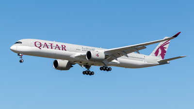 F-WZGC - Airbus A350-1041 - Qatar Airways