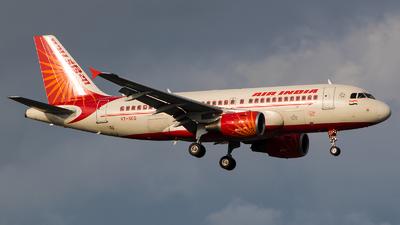 A picture of VTSCG - Airbus A319112 - Air India - © Aneesh Bapaye