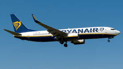A picture of EIEMO - Boeing 7378AS - Ryanair - © Boryspil Spotter