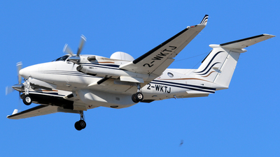 2-WKTJ - Beechcraft B300 King Air 350 - Diamond Executive Aviation