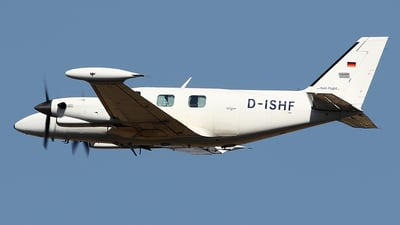 A picture of DISHF - Piper PA31T1 Cheyenne I - [31T8104029] - © Jeroen Stroes