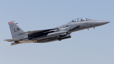 00-3002 - Boeing F-15E Strike Eagle - United States - US Air Force (USAF)