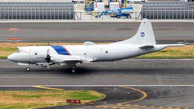 N431SK - Lockheed P-3B Orion - United States - US Department Of Homeland Security