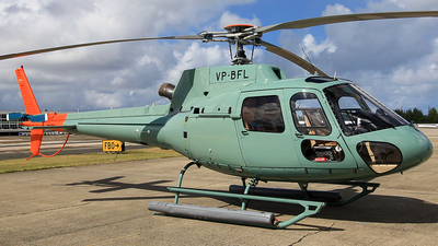VP-BFL - Aérospatiale AS 350B2 Ecureuil - Private
