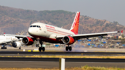 VT-SCW - Airbus A319-112 - Air India