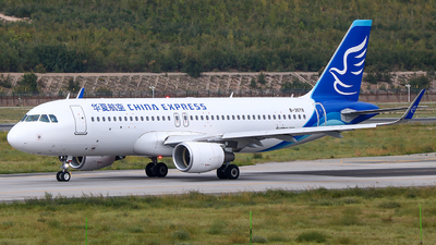 B-307X - Airbus A320-214 - China Express Airlines