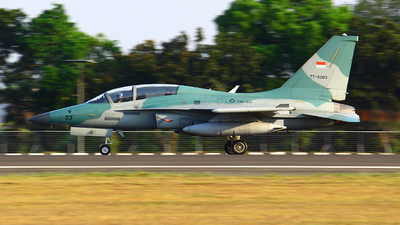 TT-5003 - Korean Aerospace Industries KAI T-50i Golden Eagle - Indonesia - Air Force