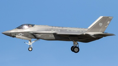 168846 - Lockheed Martin F-35C Lightning II - United States - US Navy (USN)