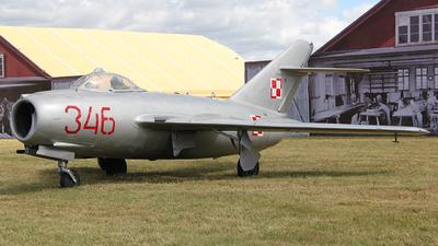 346 - Mikoyan-Gurevich MiG-15 Fagot - Poland - Air Force