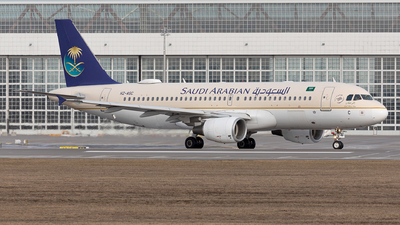 A picture of HZASC - Airbus A320214 - Saudia - © Fabian Luehrs