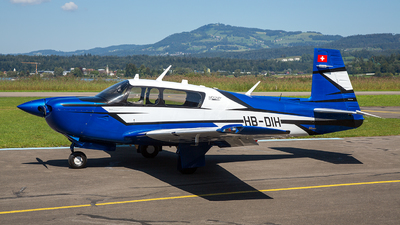 HB-DIH - Mooney M20J-201 - Private