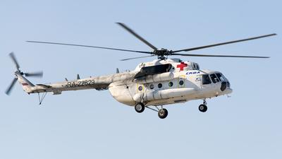RA-22829 - Mil Mi-8AMT Hip - Aircompany SKOL