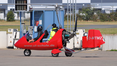 D-MTMZ - Autogyro Europe MT-03 Eagle - Private