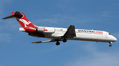 A picture of VHNXQ - Boeing 717231 - QantasLink - © TommyNG