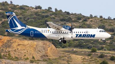 A picture of YRATM - ATR 72600 - Tarom - © Kostas Marmarelis