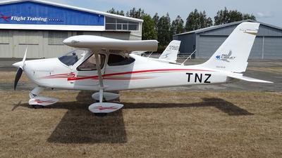 ZK-TNZ - Tecnam P92 Eaglet Light Sport - Private