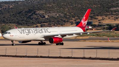 A picture of GVRAY - Airbus A330343 - Virgin Atlantic - © Juan Manuel Gibaja