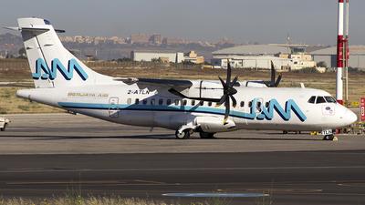 2-ATLN - ATR 42-500 - Berjaya Air