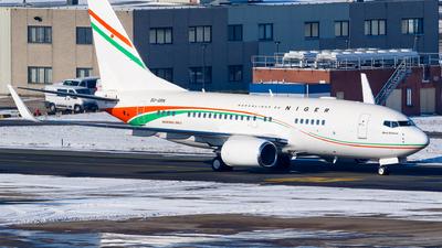 A picture of 5UGRN - Boeing 73775U(BBJ) - [28976] - © Matteo Lamberts