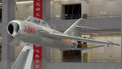 71947 - Chengdu JJ-5 - China - Air Force