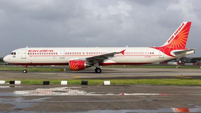 VT-PPT - Airbus A321-211 - Air India - Flightradar24