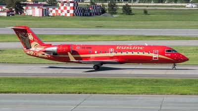 VQ-BNB - Bombardier CRJ-100ER - Rusline