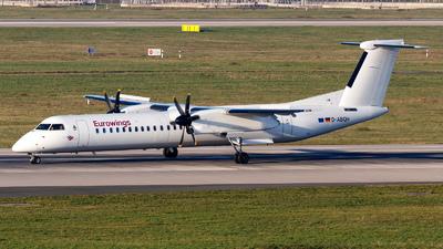 A picture of DABQH - De Havilland Canada Dash 8400 - [4256] - © Oliver Richter