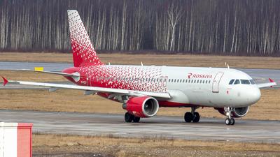 A picture of VPBZR - Airbus A320214 - Rossiya - © Dmitrii Ermakov