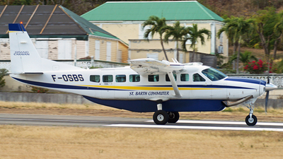 F-OSBS - Cessna 208B Grand Caravan - St Barth Commuter