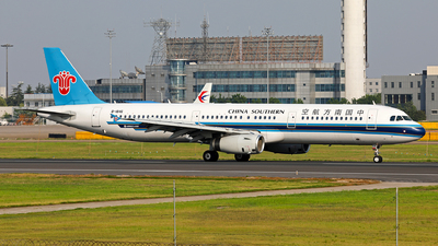 B-1846 - Airbus A321-231 - China Southern Airlines