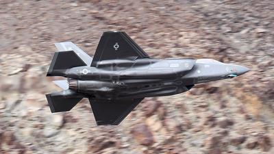 15-5118 - Lockheed Martin F-35A Lightning II - United States - US Air Force (USAF)