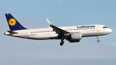 A picture of DAINA - Airbus A320271N - Lufthansa - © Oliver Richter