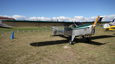 VH-KAZ - Auster 5 - Private