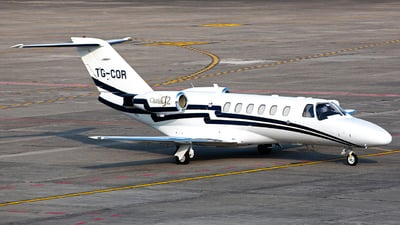 TG-COR - Cessna 525 Citationjet CJ2 - Private