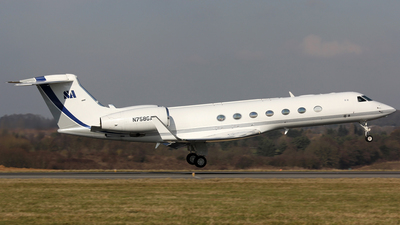 N758GA - Gulfstream G550 - Private