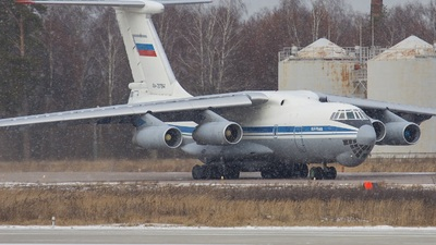 RA-78794 - Ilyushin IL-76MD - Russia - Air Force