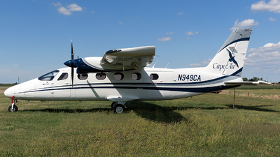 N949CA - Tecnam P2012 Traveller - Cape Air