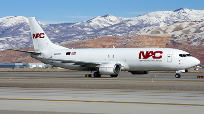 N405YK - Boeing 737-436(SF) - Northern Air Cargo (NAC)