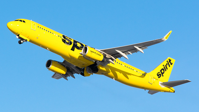 A picture of N680NK - Airbus A321231 - Spirit Airlines - © John Newsome