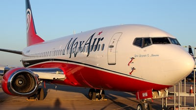 5N-MHM - Boeing 737-3H4 - Maxair