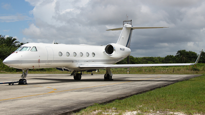 A picture of PRGFT - Gulfstream G450 - [4190] - © Sergio Mendes