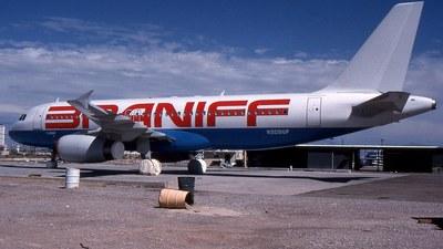 N908GP - Airbus A320-231 - Braniff